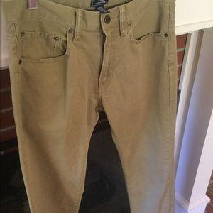Men's Gap Khakis